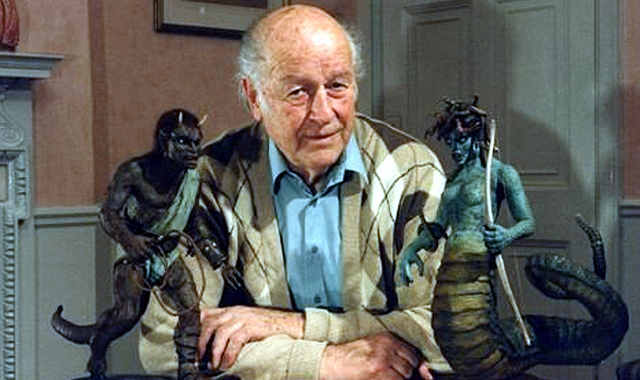 How Ray Harryhausen made a difference to filmmaking   Den of Geek