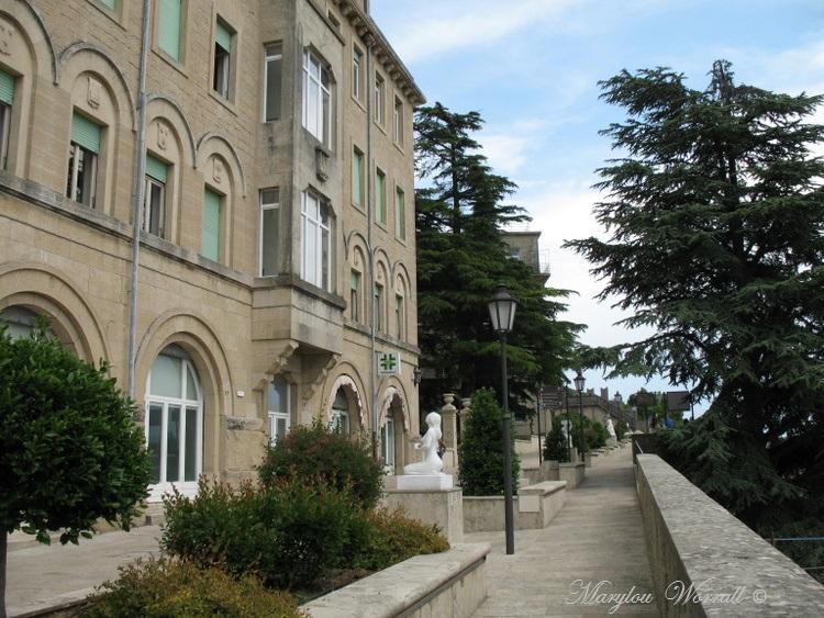 Italie : Saint-Marin