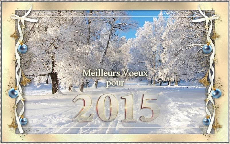 créas Nouvel An