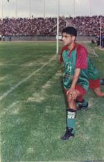Bentaleb Rachid -  Finale MCA-WA Tlemcen 1-0