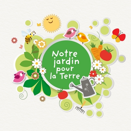Concours Notre jardin pour la Terre
