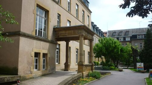 Chapelle de l'hôpital sainte-Blandine