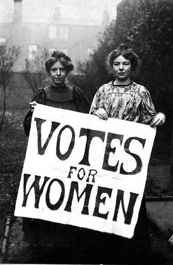Le droit des femmes au XIXème siècle