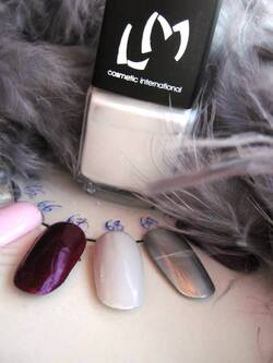 Swatch : Lm Cosmetic - Décadence - n°91