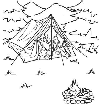 Pour avoir un Bon Campement