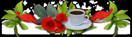 un petit café avec moi hiihhihhi je partage