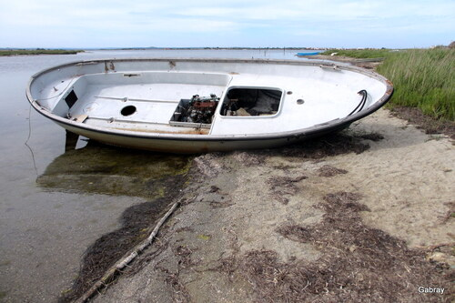 Barcarès: la cabane du pêcheur