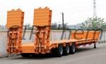 JIANGSU SPECIAL TRAILER:  jusqu'à plus de 1000 tonnes.