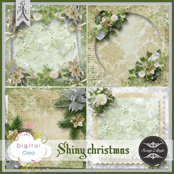 Shiny Christmas de Scrap'Angie