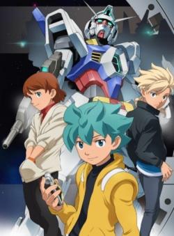 Gundam Age 01 vostfr