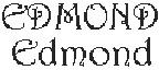 Dictons de la St Edmond + grille prénom !