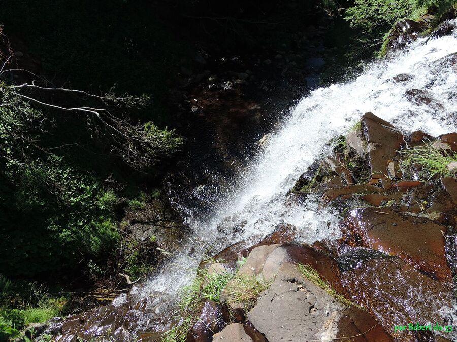 lac Chauvet - cascade de la Barthe (63)