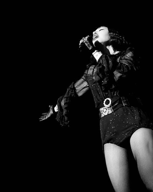 Madonna lance la partie européenne du Madame X Tour