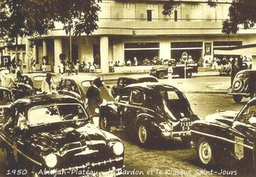 L'Abidjan d'Avant