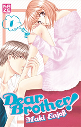 Lien vers la chronique de Dear Brother! T1 de Maki Enjoji