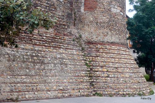 Perpignan : anciens remparts