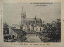 LES REMPARTS DE SEES (Orne)