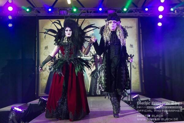 M'era Luna 2017 Fashion show