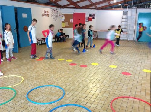 Sport à l'école
