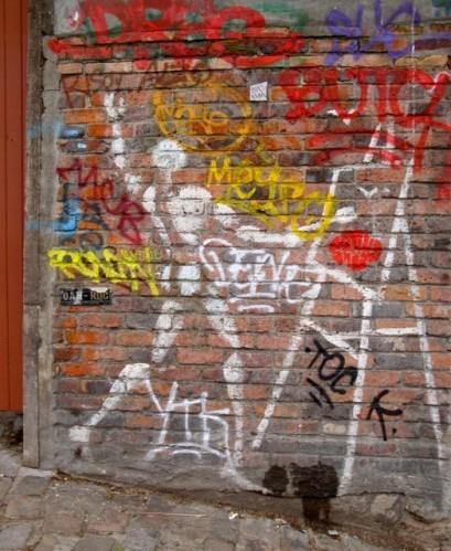 Mesnager Montmartre peintre 2 street-art