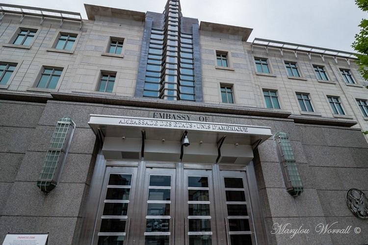 Province de l'Ontario : Ottawa bâtiments officiels