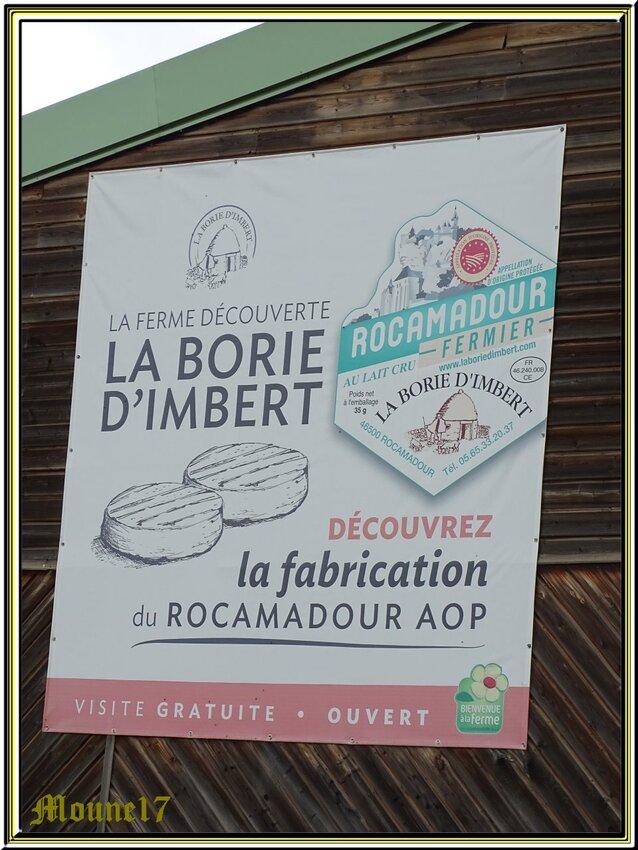 La Borie d'Imbert (lot)