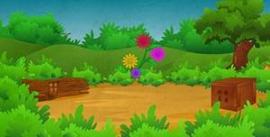 Jouer à Green Forest Parrot Escape