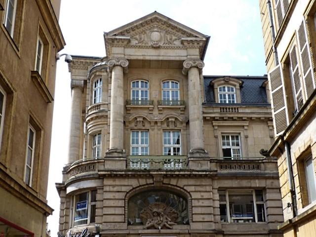 La Maison des Notaires à Metz 16 Marc de Metz 2011