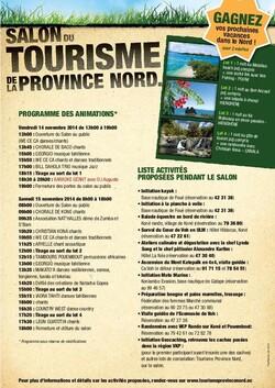 Salon du tourisme de la Province Nord
