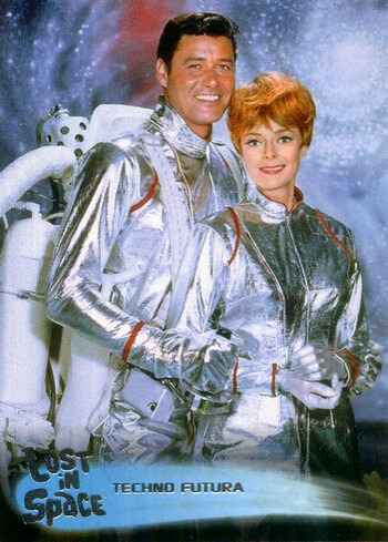 Résultat d'images pour  Lost In Space avec guy williams