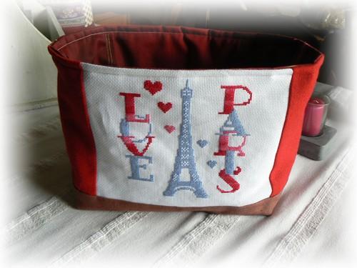 Panière parisienne !
