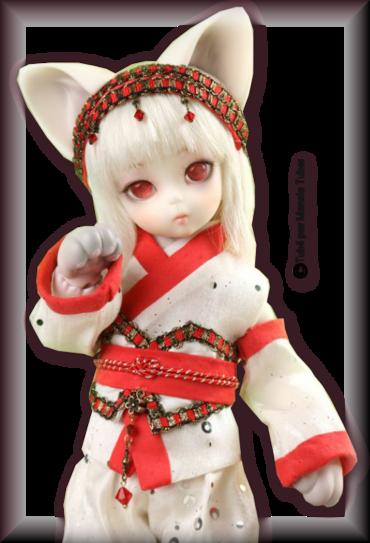 Tubes dolls 2978