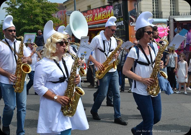 Rambouillet : La 118ème fête du Muguet