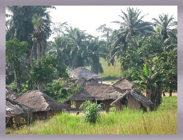 villages congolais