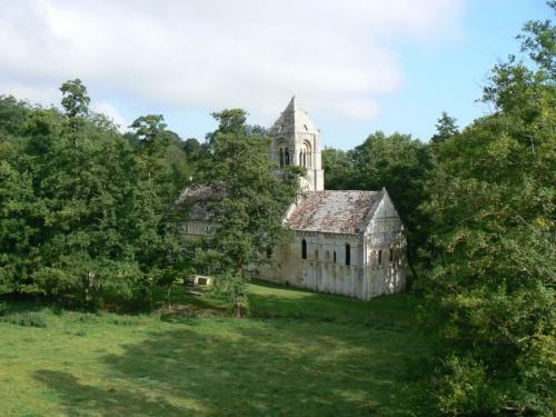 Histoire de l'Eglise de THAON, Calvados