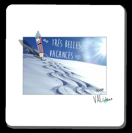 Vacances hiver 2018