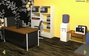 Yellow office escape