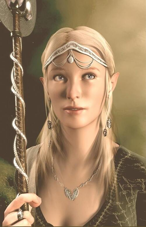 La beauté des Elfes