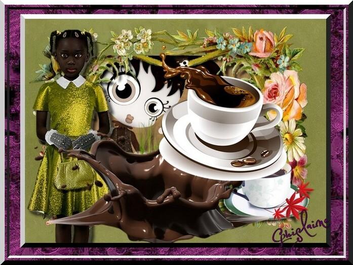 Récapitulatif défi couleur Café !
