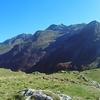 Du sommet coté 1691, Lurien, Soques, Ouradé et Peyrelue