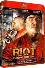 [Blu-ray] Riot - Enfermé pour tuer