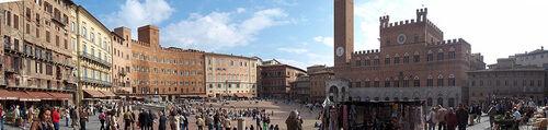 LA TOSCANE - Italie (1991)