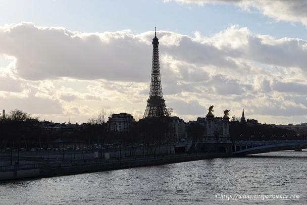 25 février 2012 La tour Eiffel du pont de la Concorde 1