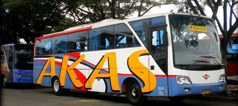 Informasi Nomor Telepon Bus Akas Dan Rute Perjalanan 2017