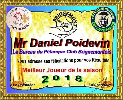 ASSEMBLÉE GÉNÉRALE ORDINAIRE 2018.