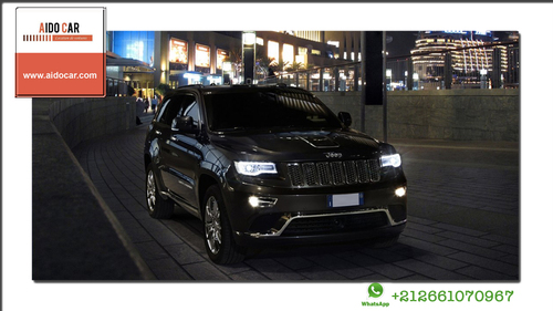 Location voiture Casablanca – Grand Cherokee Overland