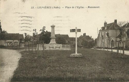 Famille Maugard, Lignières (10), Molosmes (89)