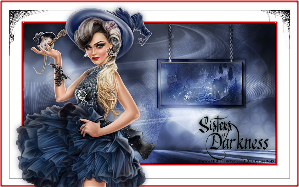Sisters of darkness