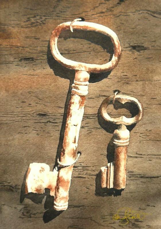 jacqueline Gnott- keys
