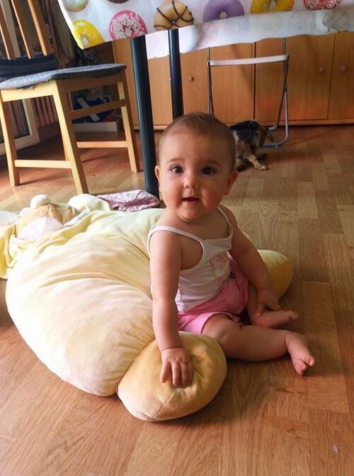 Ma petite fille, Salomé